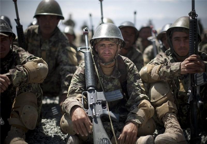 محاصره نظامیان افغان توسط طالبان در شمال افغانستان