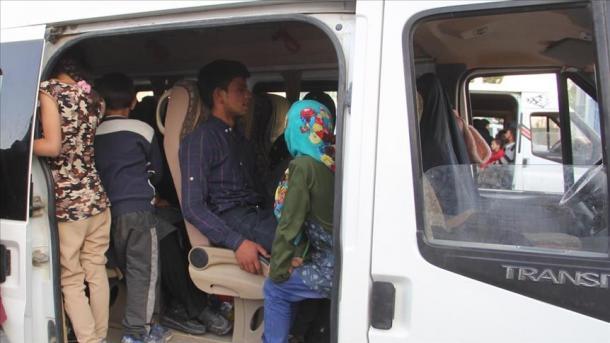 ۷۰ مهاجر غیرقانونی افغان در ترکیه بازداشت شد