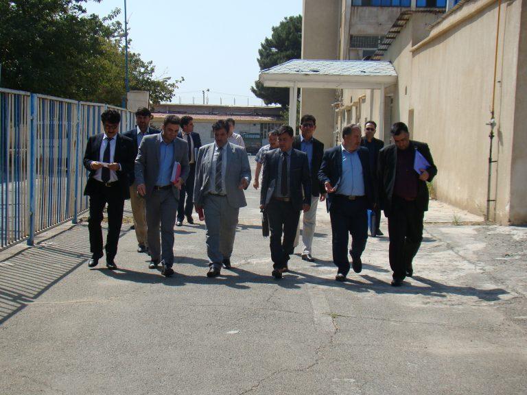 آغاز انتقال 132 مددجوی تبعه افغانستان به کشورشان
