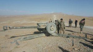 عملیات نظامی برای بازپسگیری منطقه غلمین غور آغاز میشود