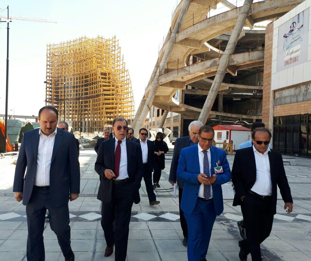 همکاری ایران و ایتالیا برای گسترش گردشگری مذهبی