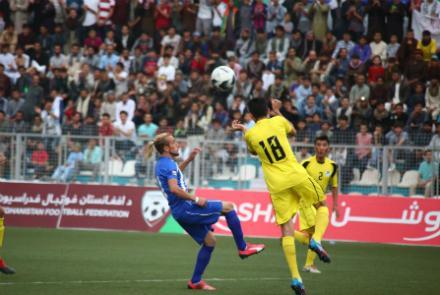هفتۀ دوم رقابتهای لیگ برتر؛ عقابان شاهین را شکست داد