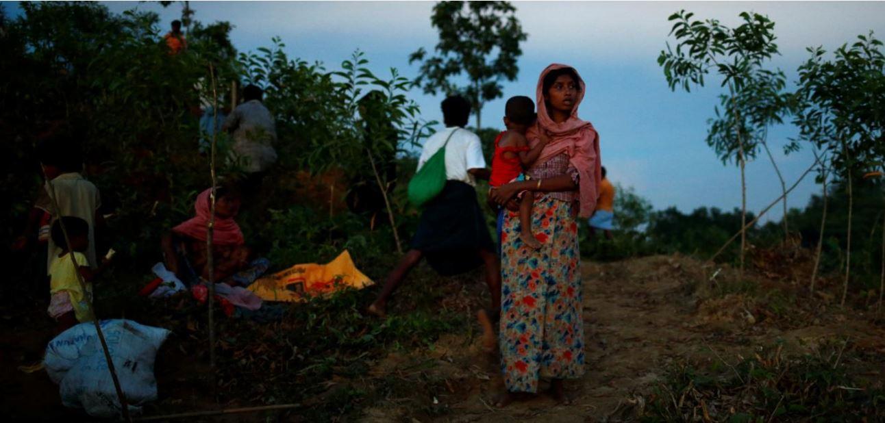 بنگلادش به میانمار به دلیل نقض حریم هواییاش هشدار داد