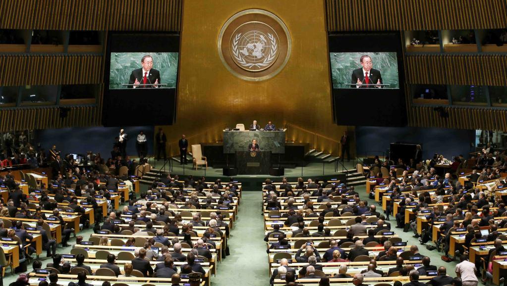 سخنرانی در مجمع عمومی سازمان ملل فرصت مغتنمی برای رئیسجمهور تازهکار آمریکاست