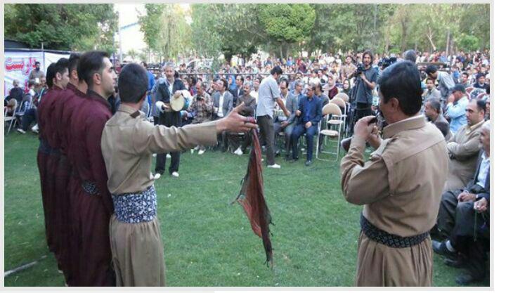 پایان سومین جشنواره موسیقی لیلاخ در کردستان