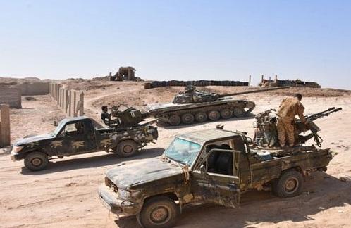 ارتش سوریه کاملا بر روستای «حويجه المريعيه» در حومه جنوبی شرقی ديرالزور مسلط شد
