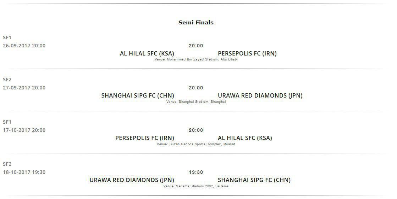 عمان، میزبان پرسپولیس و الهلال در لیگ قهرمانان آسیا