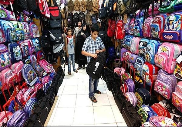 اقبال بازار به کیف های دانش آموزی تولید داخلی/لزوم نوآوری در طرح های ایرانی و اسلامی
