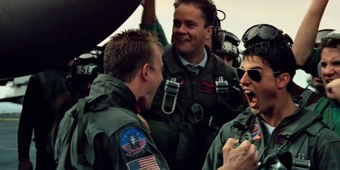 گاف ترامپ پس از بازدید از پایگاه نیروی هوایی مریلند!