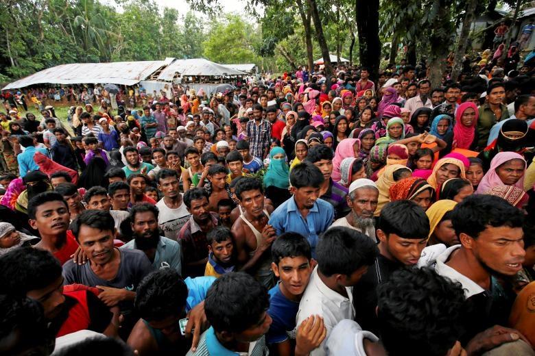 نخست وزیر بنگلادش خواستار کمک جهانی به آوارگان روهینگیا شد