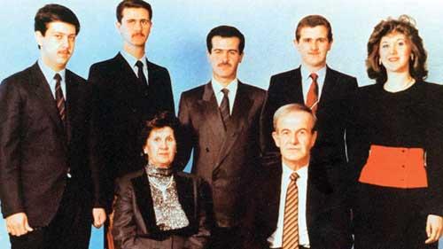 درگذشت رفعت الاسد توسط پسرش تکذیب شد