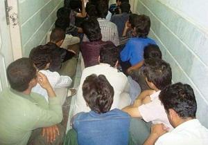 اجرای طرح ارتقاء امنیت اجتماعی و جمع آوری ۲۵ معتاد متجاهر