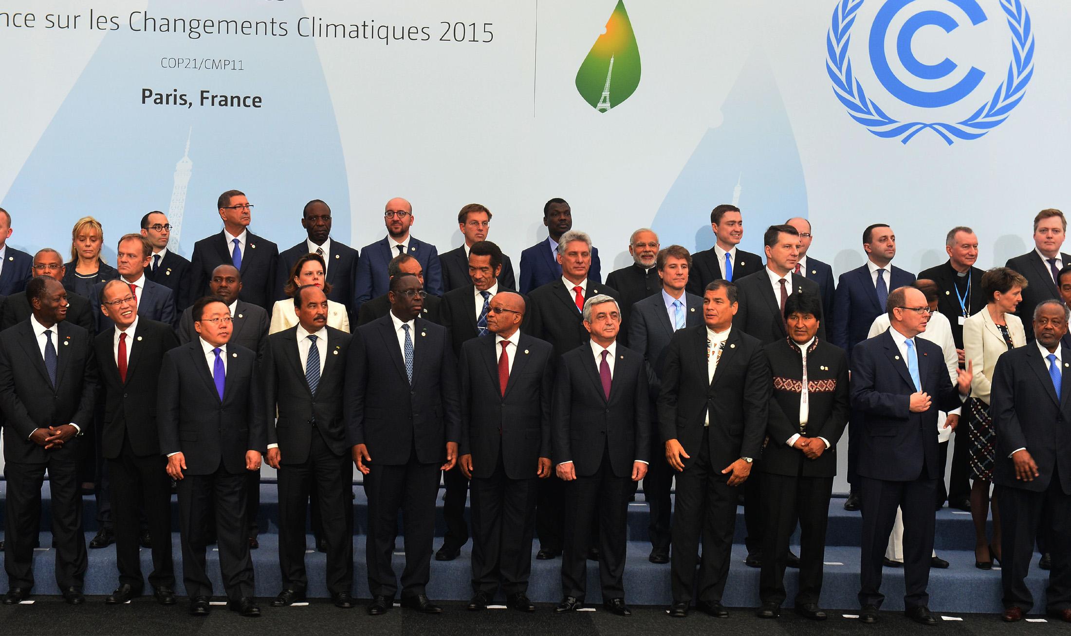 ترامپ از توافق تغییرات اقلیمی پاریس خارج نخواهد شد