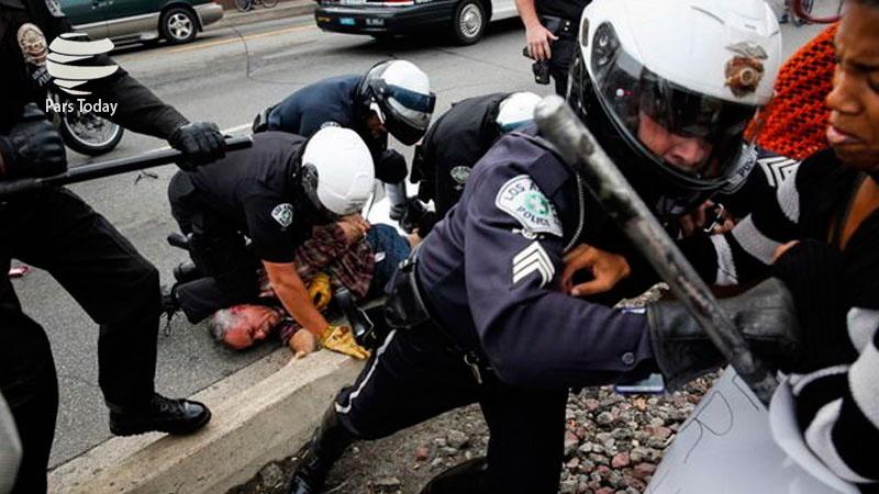بالا گرفتن تنش های نژادی در آمریکا با تبرئه پلیس قاتل