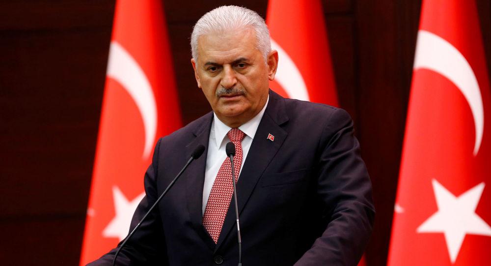 نخست وزیر ترکیه: همهپرسی کردستان، مسأله امنیت ملی ترکیه است