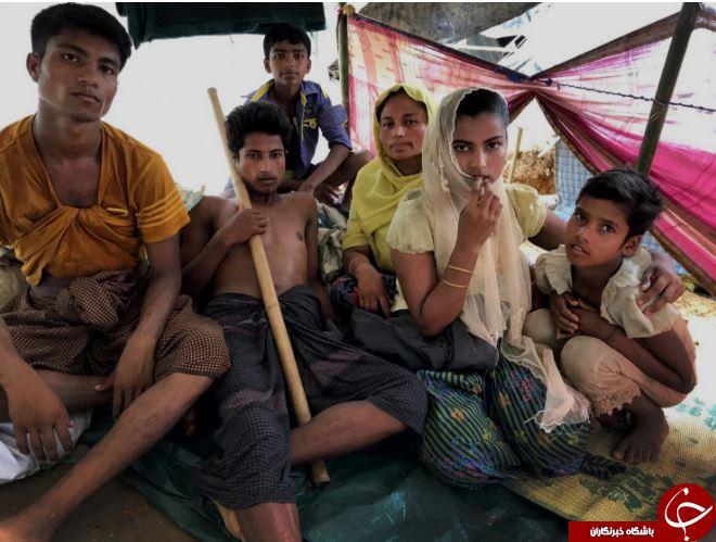 صدای مظلوم را بشنویم؛ خون در خیابانهای میانمار جاری است