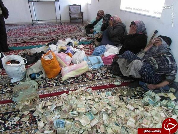متکدیان ثروتمند تهرانی! +عکس
