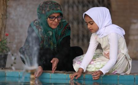 ویدیو کلیپ ریحانه با موضوع حجاب فرشتههای خردسال در شبکه پویا