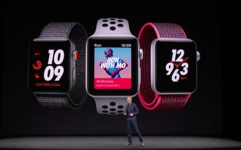 اپل واچ 3 در روز عرضه با چالشی بزرگ مواجه شد