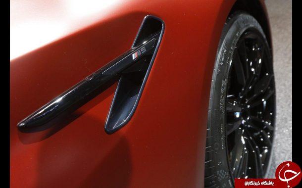 اتوموبیل لوکس M5 شرکت بیامدبلیو رونمایی شد + تصاویر
