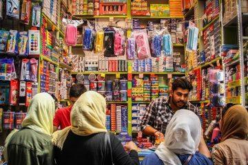 6 گشت تعزیرات حکومتی ایلام بر بازار اول مهر نظارت می کند