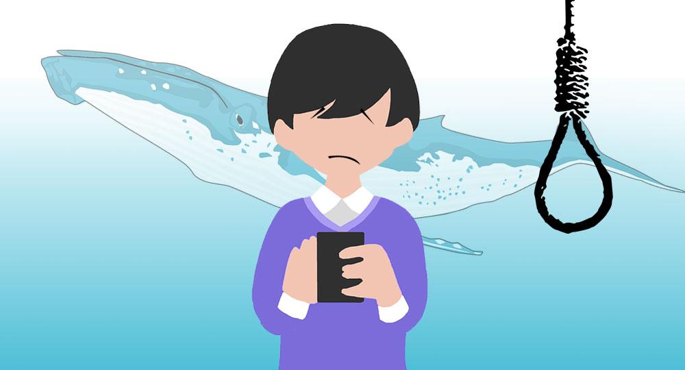 واکنشهای طنز و جالب کاربران به بازی پرتنش نهنگ آبی