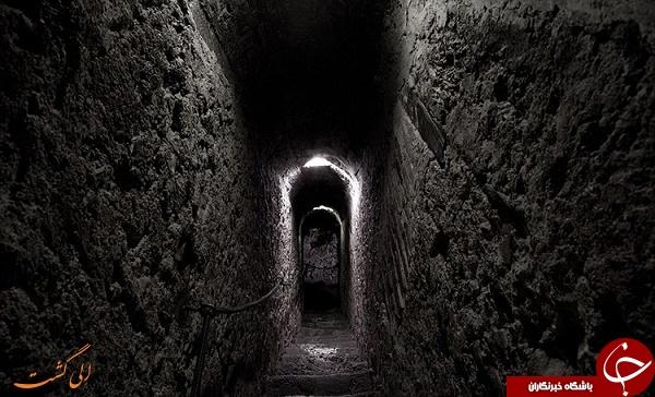 اگر جرات دارید به این قلعه دراکولا بروید +تصاویر