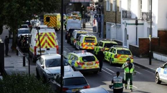 بازداشت مظنون دوم حمله تروریستی لندن
