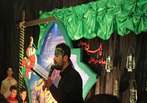 برگزاری همایش مداحان در شهرستان کبودراهنگ