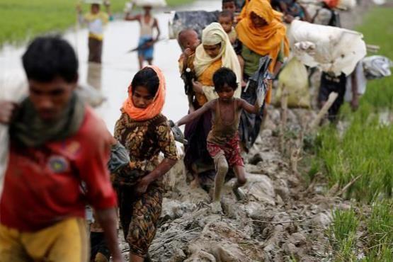 افشای قرارداد امنیتی اسرائیل برای سرکوب وحشیانه مسلمانان میانمار