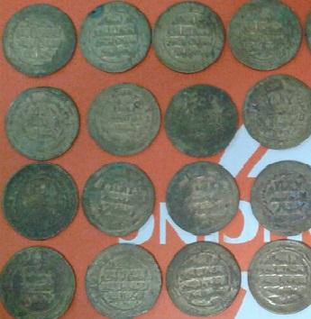 سکههای تقلبی در نیشابور کشف شد