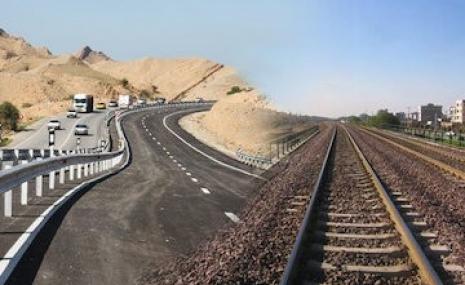 بهره برداری از بزرگترین راه آهن غرب کشور در پاییز / اتصال آذربایجان غربی به شبکه حمل ونقل ریلی
