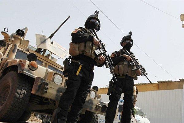 فداکاری پلیس عراقی مانع از بروز فاجعه شد
