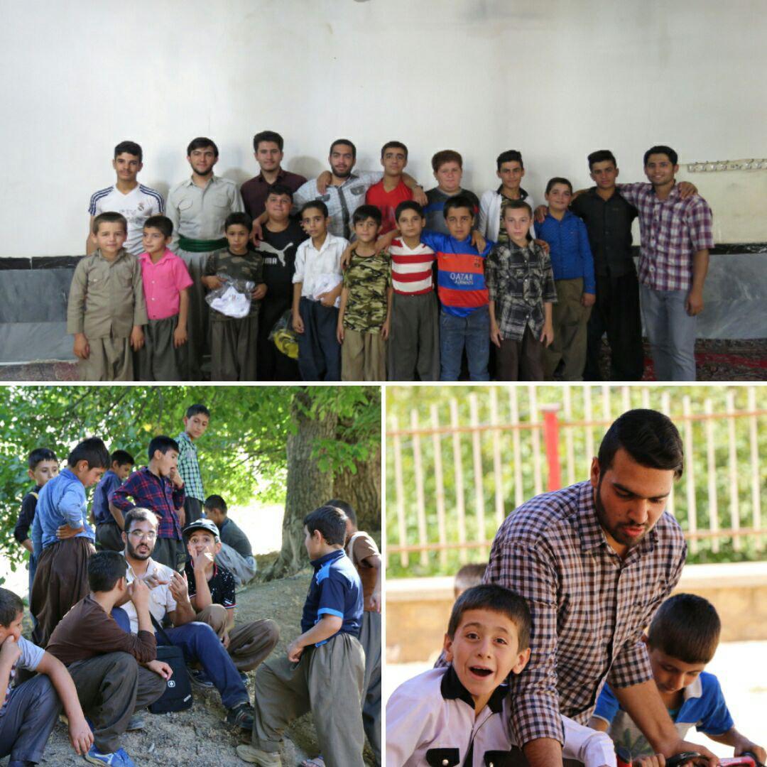گزارش اردوی جهادی کانون سفیران نور بسیج دانشجویی دانشگاه علوم پزشکی ایران