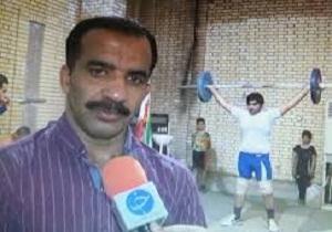 اعزام وزنه بردار جوان سیستان و بلوچستان به رقابت های قهرمانی کشور