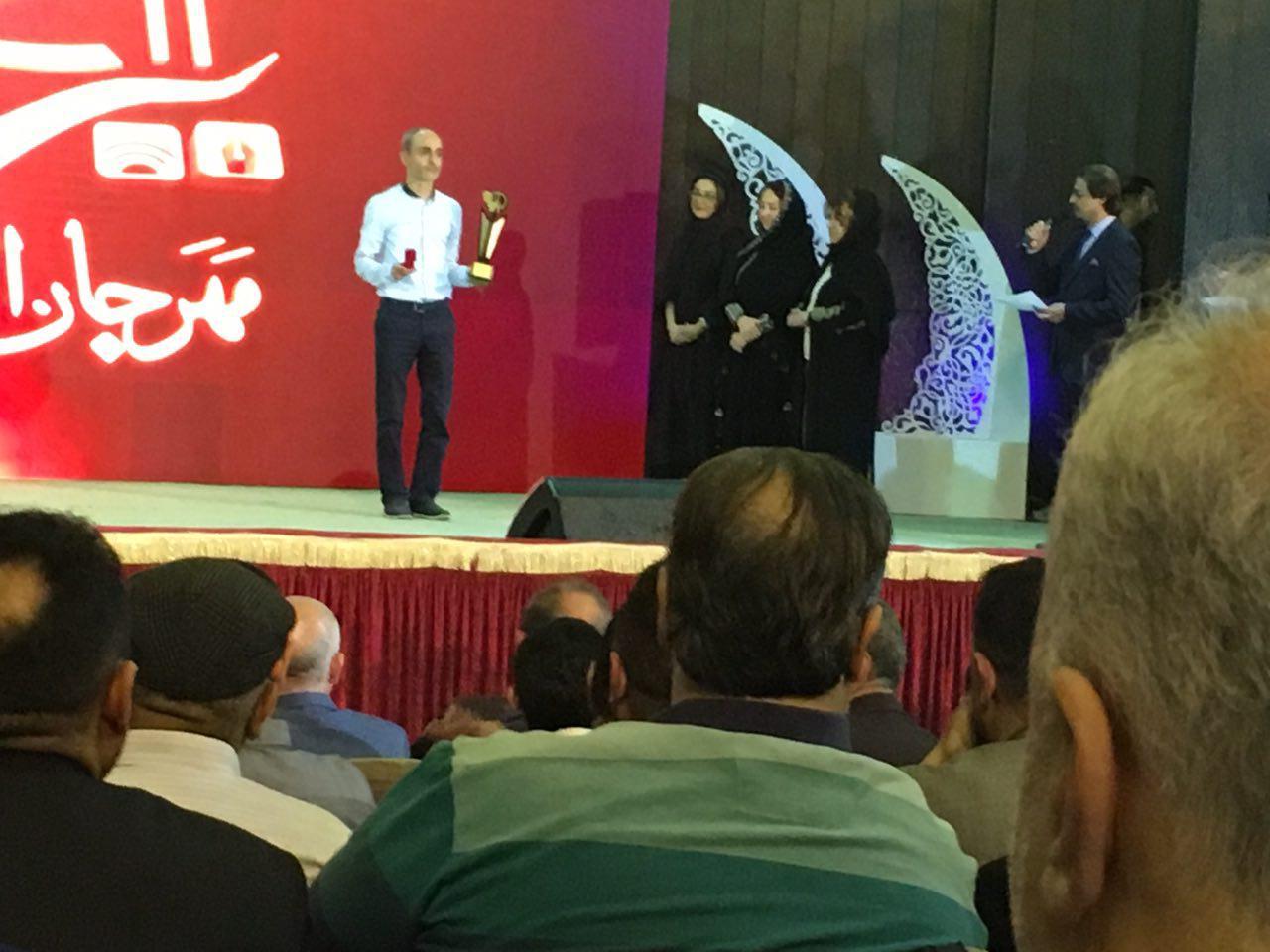 «یادگار دوما» بهترین فیلم مستند جشنواره الغدير شد