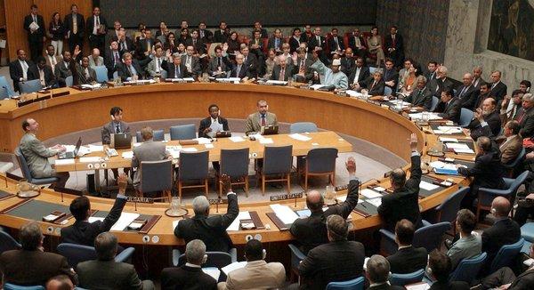تشکیل نشست وزرای خارجه اعضای شورای امنیت سازمان ملل