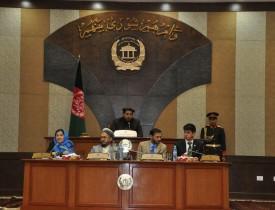 رئیس جمهور غنی درد و فریاد مردم افغانستان را در مجمع عمومی سازمان ملل انعکاس دهد
