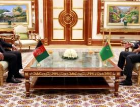 افغانستان و ترکمنستان بر تحکیم روابط فرهنگی دو کشور تأکید کردهاند
