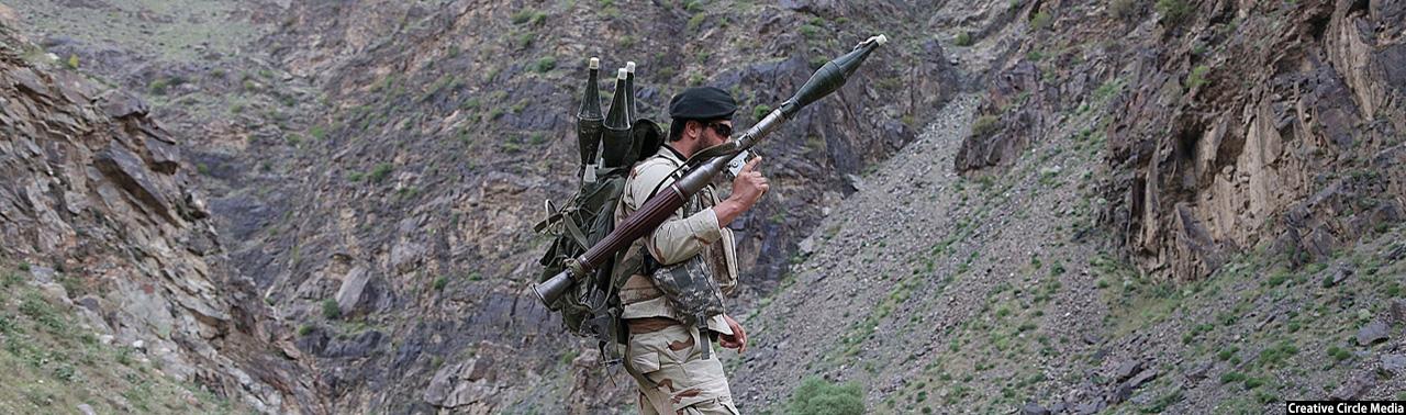 کشته و زخمی شدن ۱۰۴ شورشی در ولایتهای مختلف
