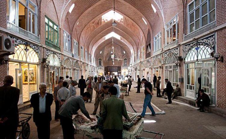 بازار تبریز، بزرگترین سازه آجری سرپوشیده در جهان + فیلم