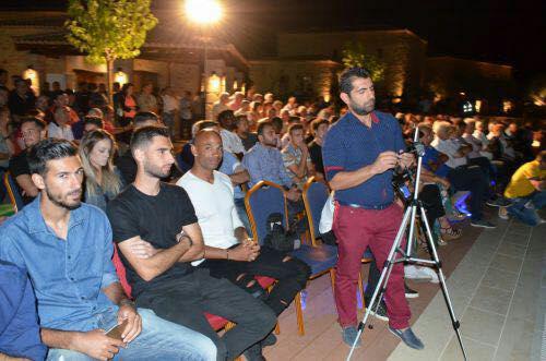 مراسم معرفی میردورقی در یونان برگزار شد