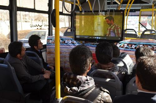 جشن متفاوت سینمایی در کرمان
