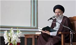 نظام مقدس اسلامی امتداد عاشورا است