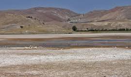 خشکی تالاب «قوریگل» به دلیل مشکلات کانال آبرسانی