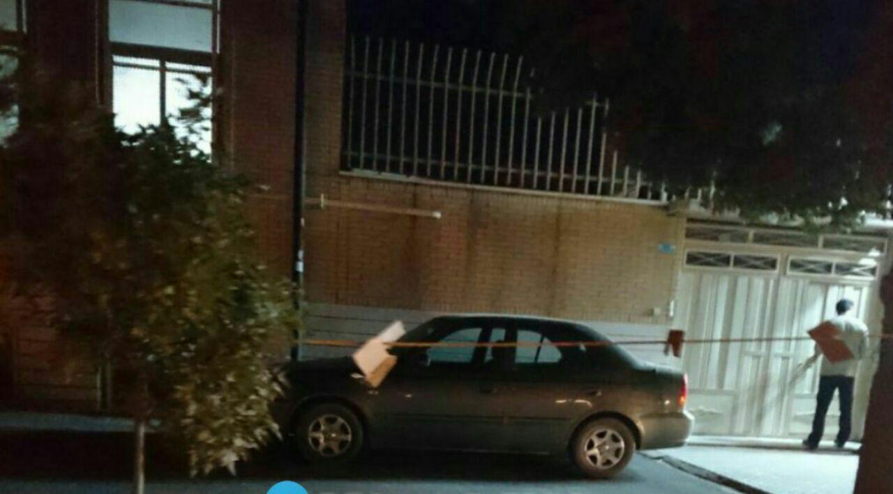 ماجرای خودروی بمبگذاری شده در مجاورت منزل پدری شهید حججی چه بود؟+ تصاویر