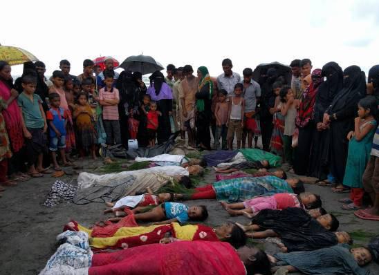 دبیرکل اتحادیه جهان اسلام: خشونتها علیه مسلمانان روهینگیا تفاوتی با جنایتهای داعش ندارد