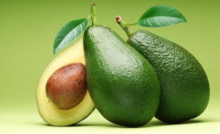 چگونه با میوه های چرب یک رژیم غذایی