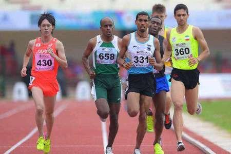 باشگاه خبرنگاران -نیا دوست: هدفم رکورد شکنی و کسب مدال در ترکمنستان است