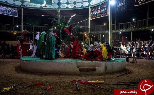 آیین های سنتی عزاداری در قزوین